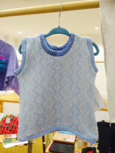 Baby tank top sweater