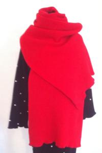 Heirloom red wrap