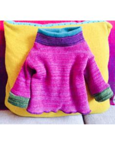 Stripy sweater