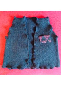 Forest waistcoat
