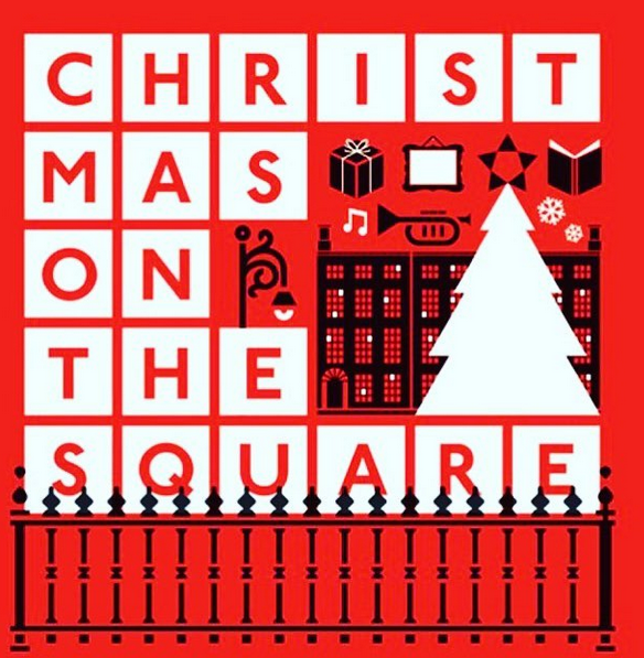 Christmas on Merrion Square