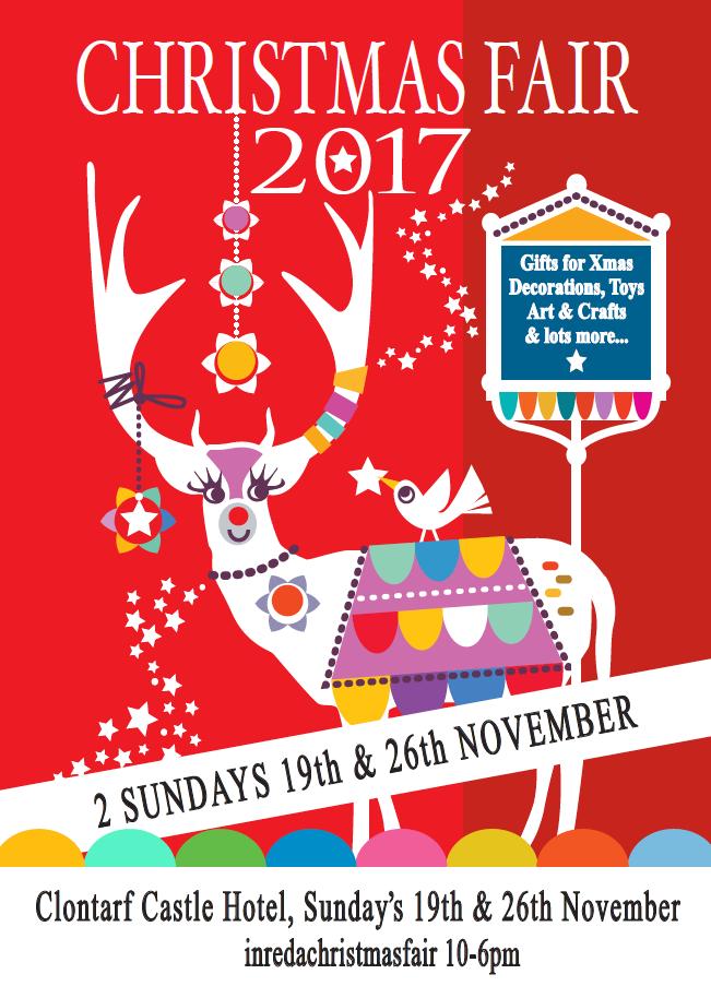 Clontarf Castle Christmas Fair
