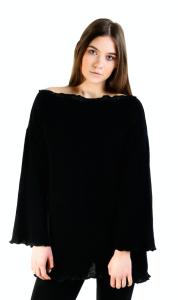 Black Noir sweater dress