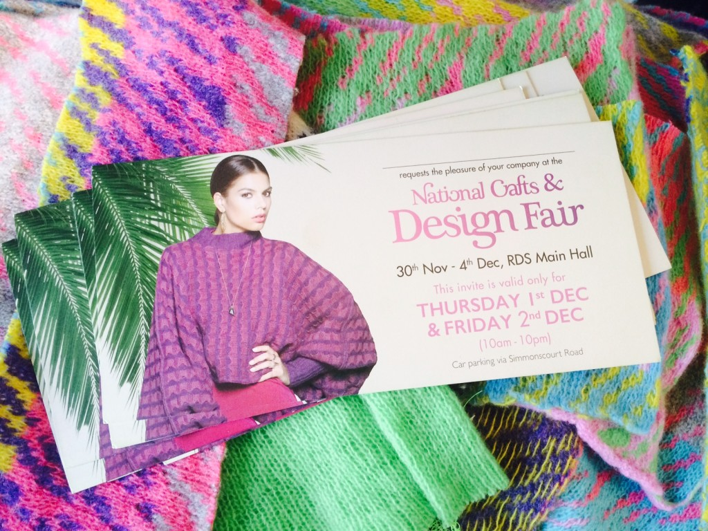 free tickets to national crafts fair