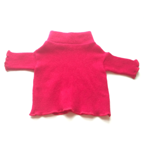 Kids Ruby Red Sweater